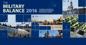 Мировой военный баланс 2016 The Military Balance 2016