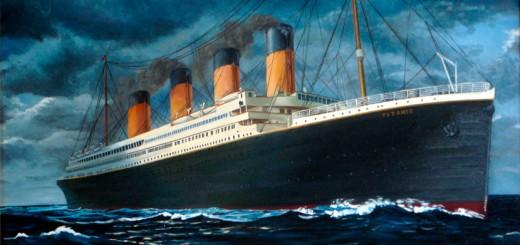 Титаник Titanic Пассажиры рокового рейса 15.04.1912
