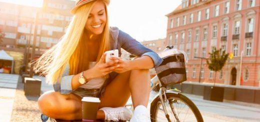 Мобильные контакты женщин России