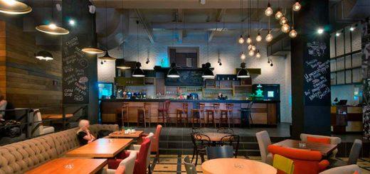 База баров, ресторанов и кафе города Москвы 2016
