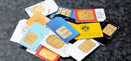 DEF - Коды мобильных телефонов РФ