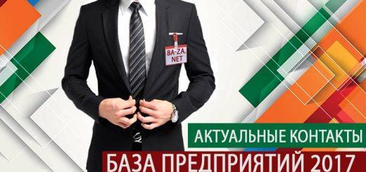 База предприятий РФ 2017 г. Абакан