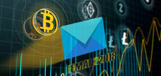E-mail база пользователей криптовалют 2018.